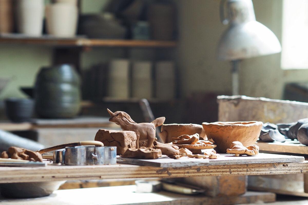 Realizzare oggetti in ceramica - piano di lavoro