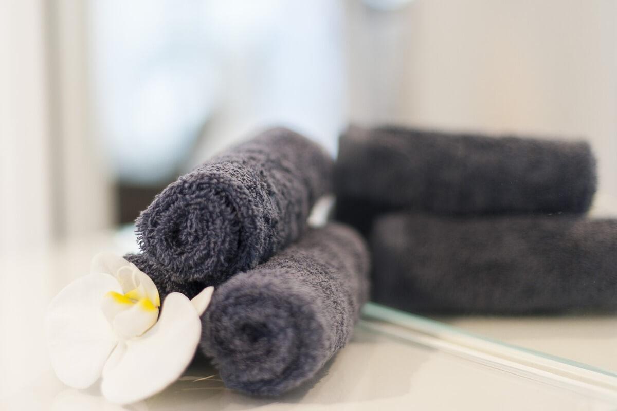 Asciugamani per il bagno - tendenze bagno