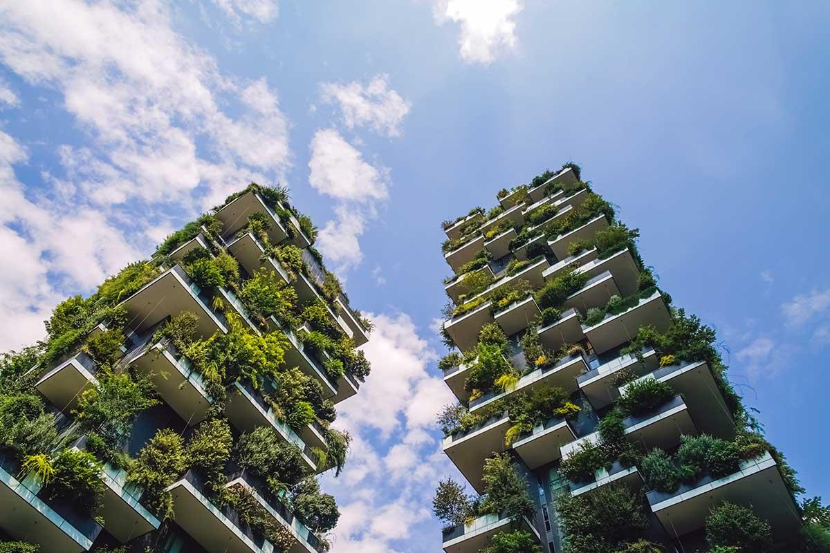 Case a zero emissioni edilizia sostenibile e efficienza energetica
