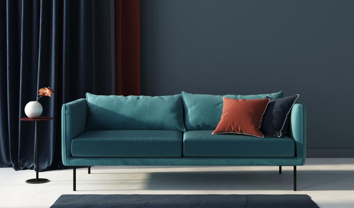 Il divano, protagonista del living