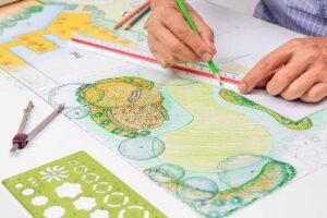 Garden Designer una professione in ascesa per la progettazione di giardini