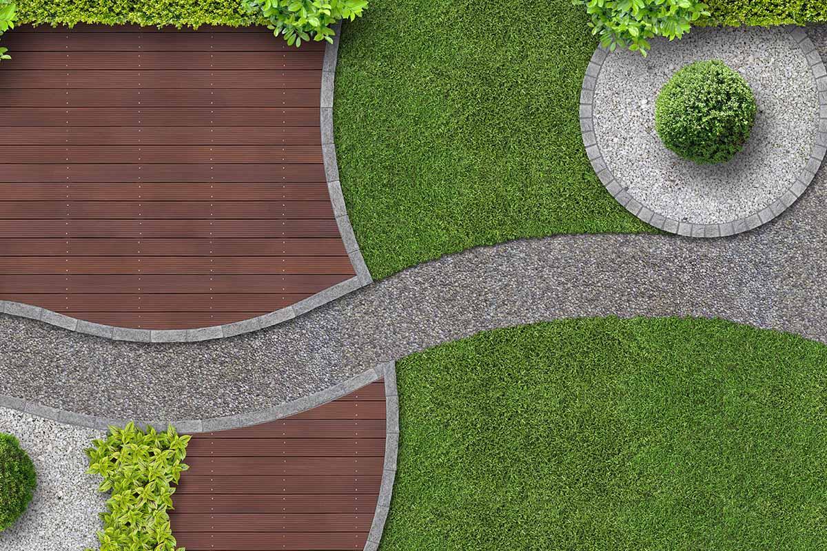 Garden Designer una professione in ascesa per la progettazione di giardini - shutterstock foto di Wilm Ihlenfeld