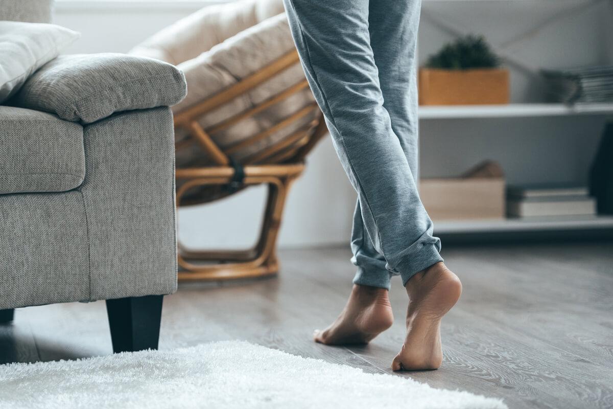 Riscaldamento a pavimento - casa risparmiosa