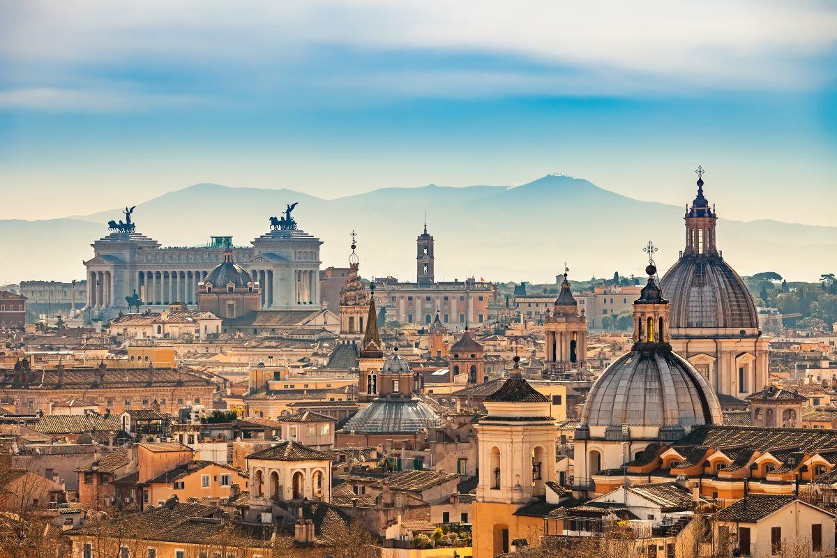 Roma città storica