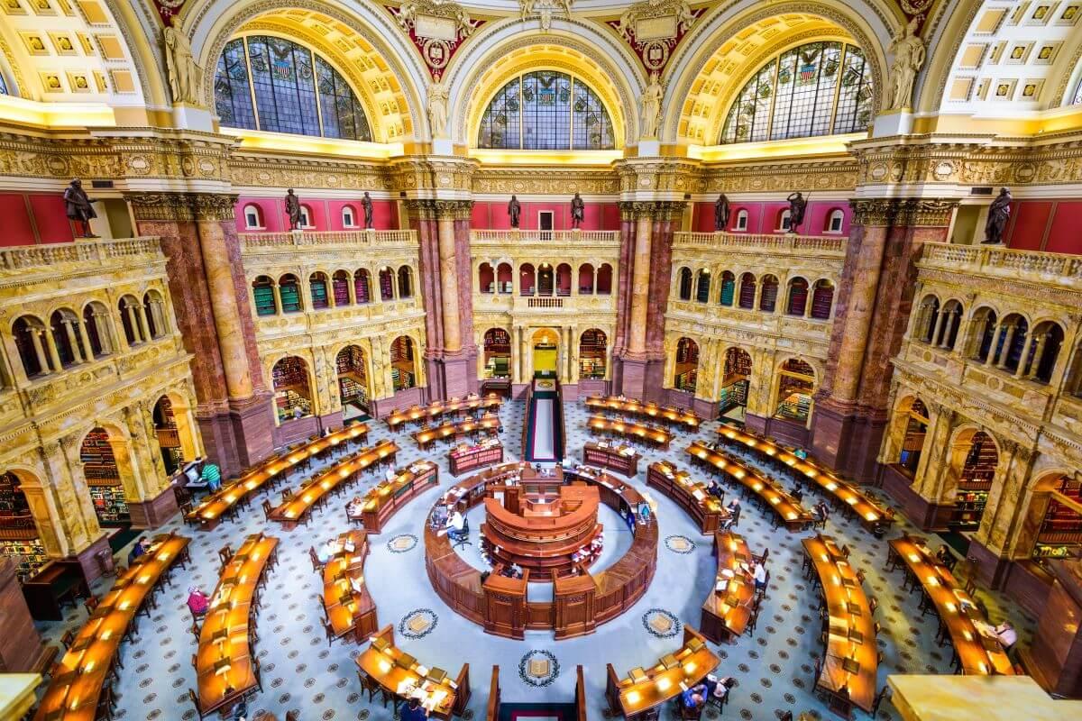 biblioteche più grandi del mondo