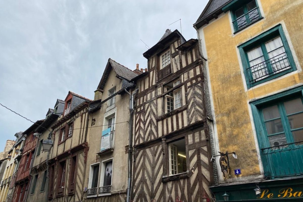 case a graticcio Rennes