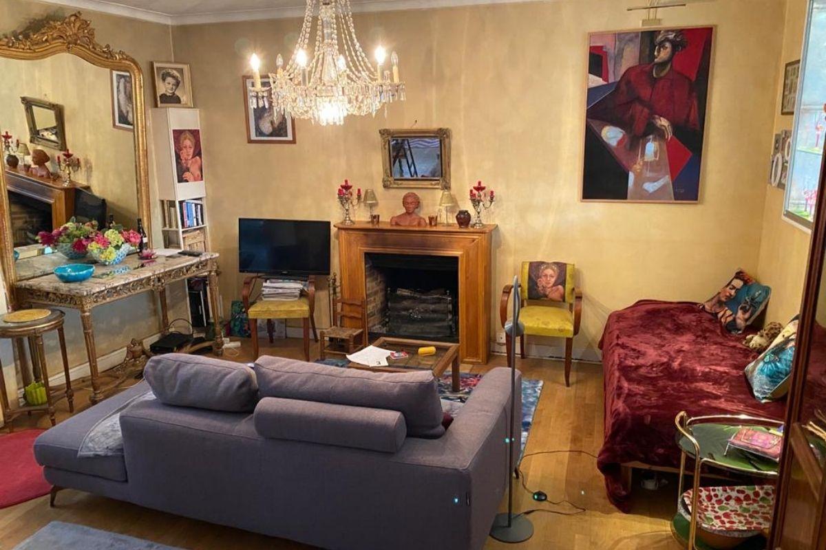 interno casa francese Rennes