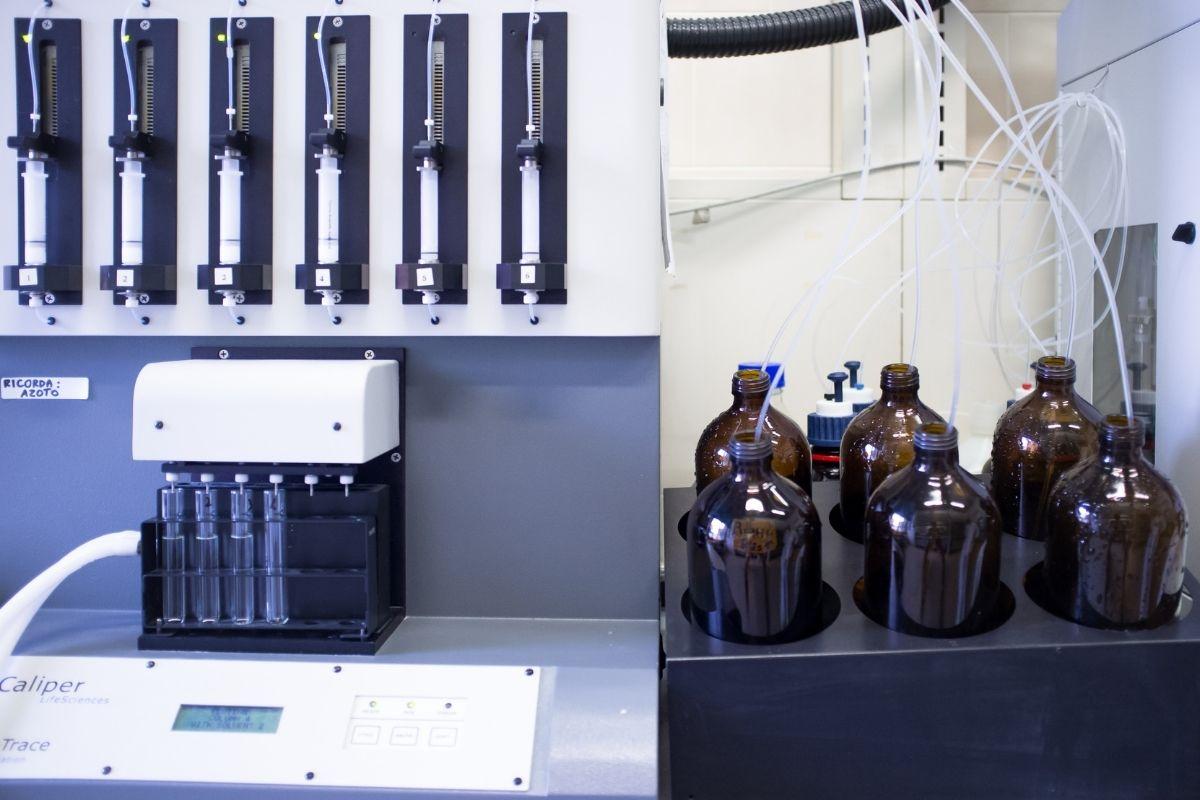 laboratorio analisi acqua