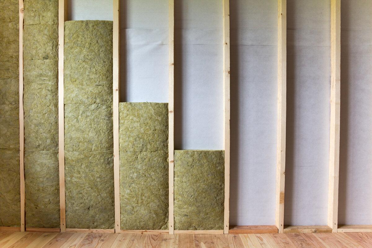 Materiale più isolante - muro