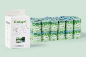 Prodotti sostenibili per animali - sacchetti easypù