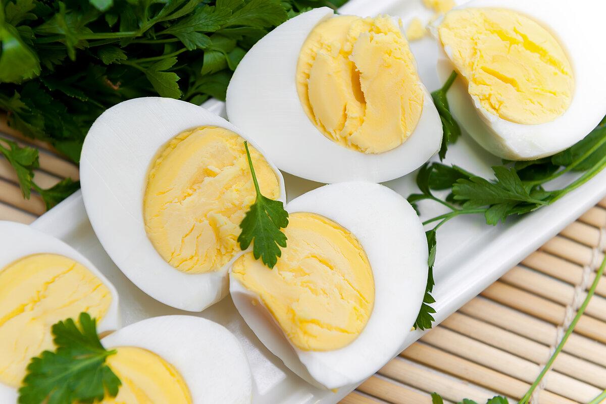 Uova e colesterolo - uova sode