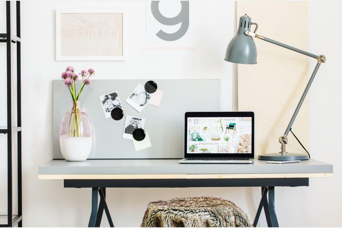 Come personalizzare una scrivania - idee sostenibili ed economiche