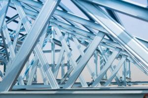 acciaio materiale sostenibile - casa sostenibile