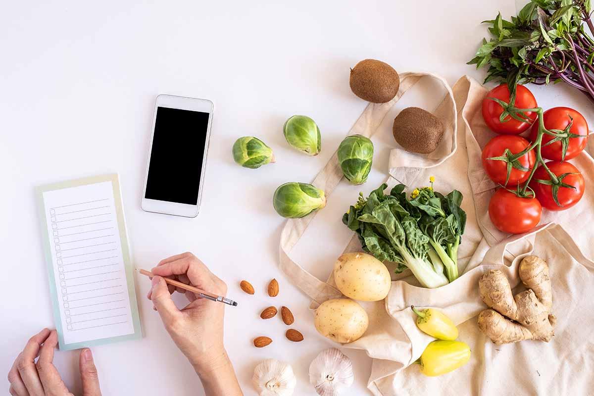 Le migliori app per riciclare il cibo in Italia