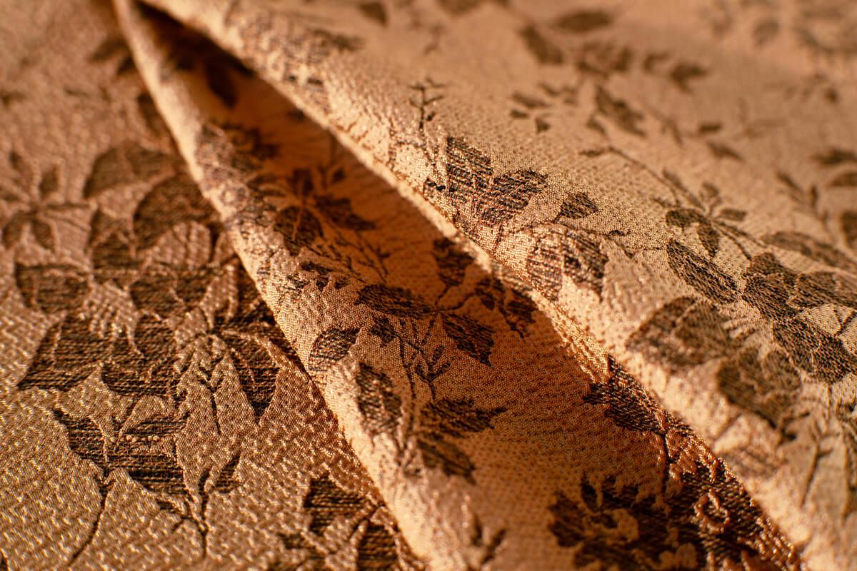 effetto devorè per tessuti d'arredo - design e stile
