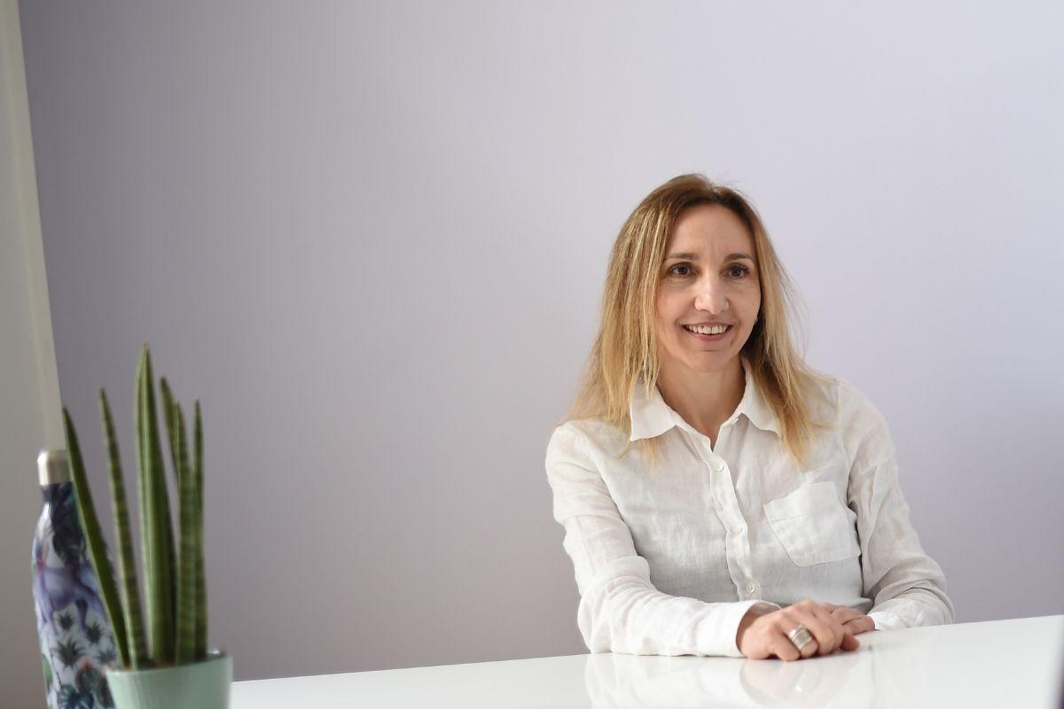 Paola Zavagnin conCura