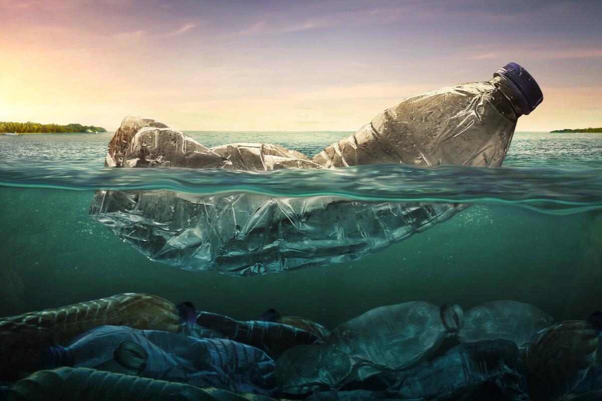 plastica in mare - oceani di plastica