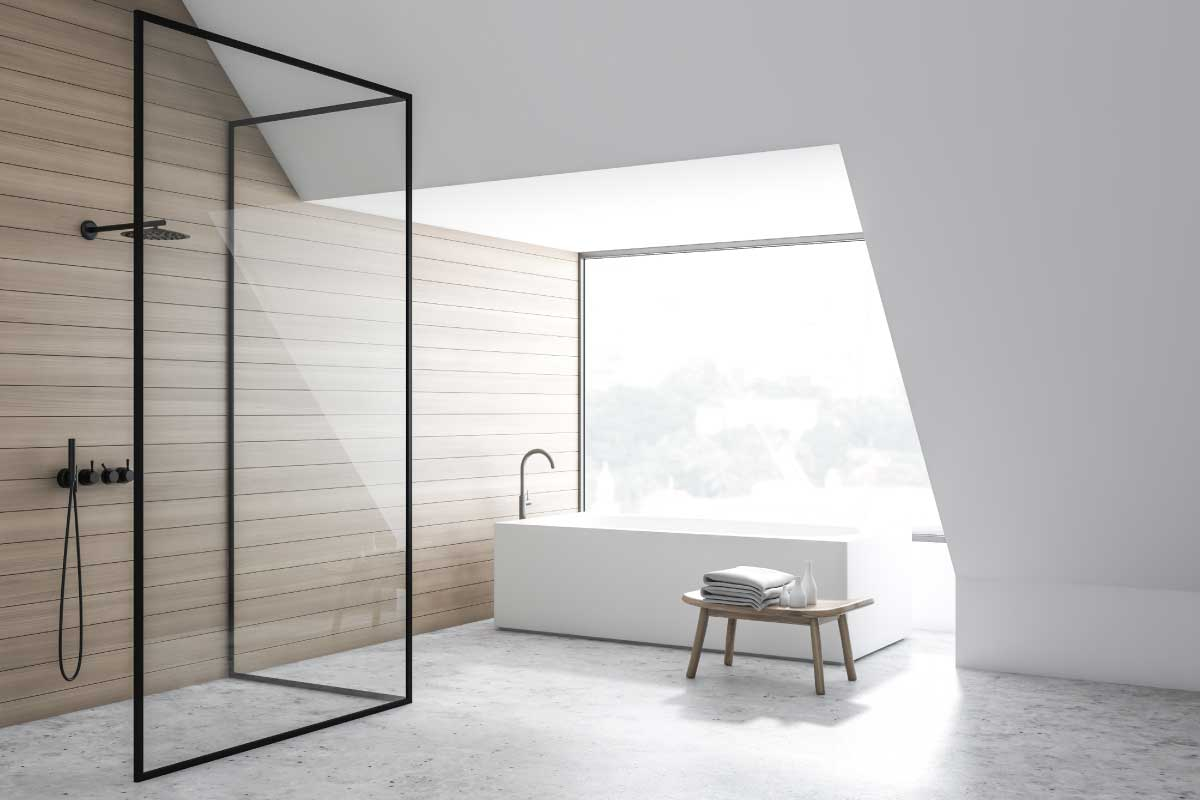 Scegliere la rubinetteria per la doccia moderna