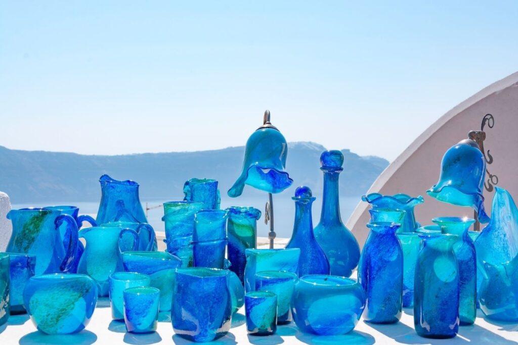 colore casa arredamento azzurro egeo