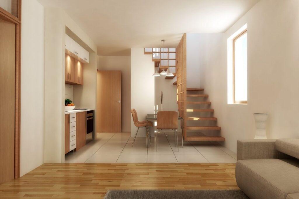 colore casa arredamento marrone