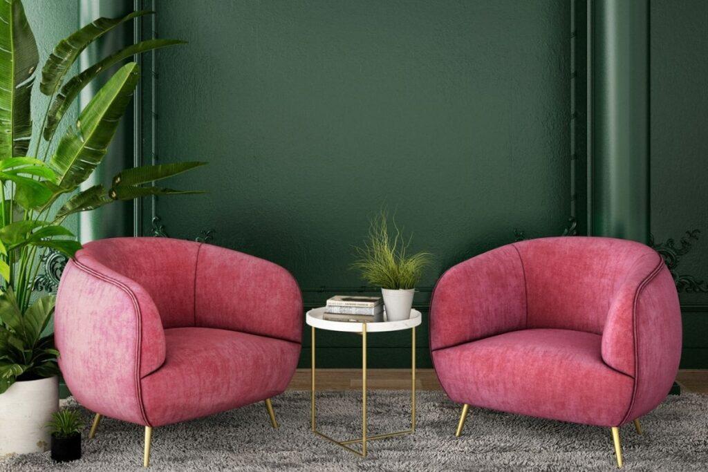 colore casa arredamento verde