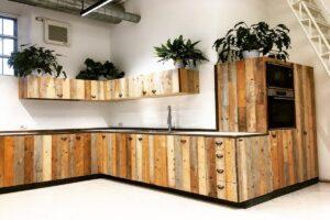 Design sostenibile - cucina