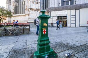 fontanelle acqua Milano