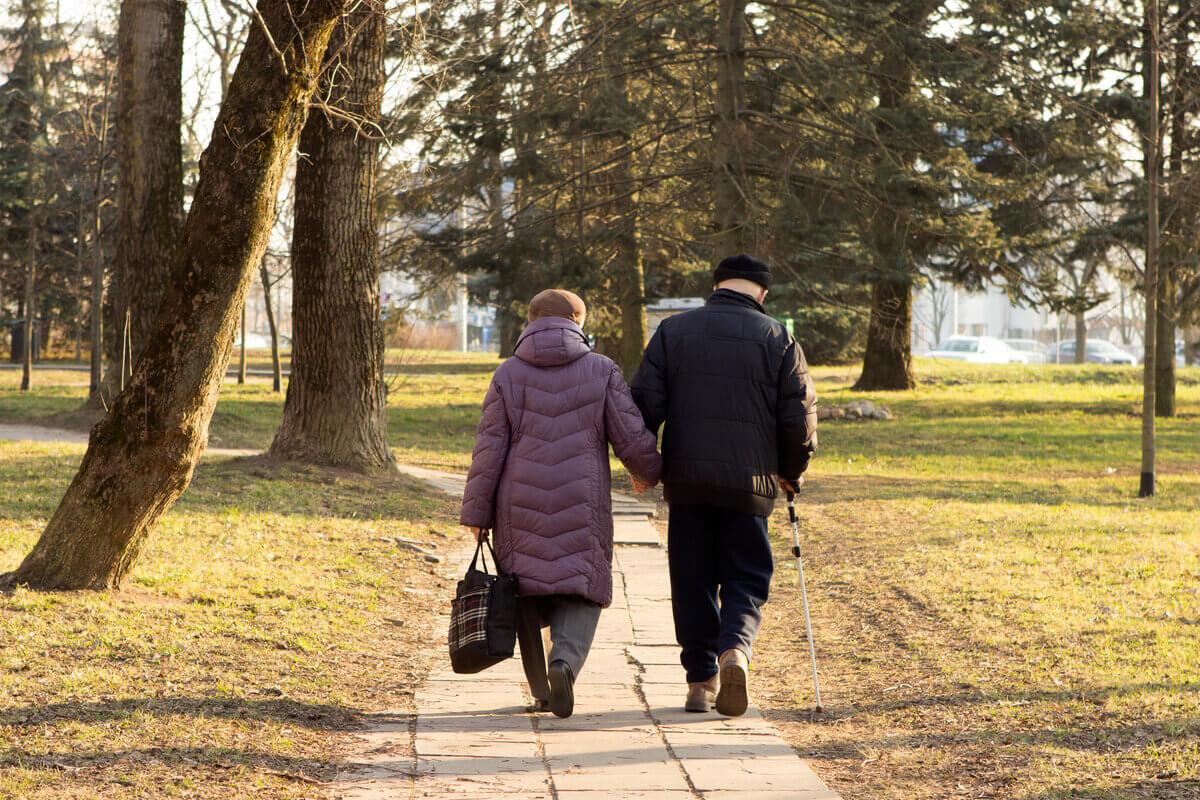 Over 80 in Italia - anziani