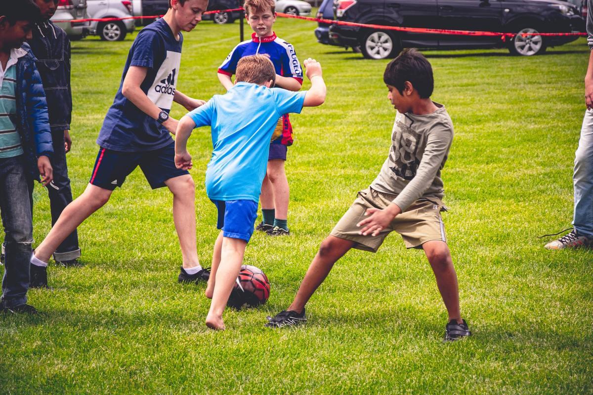 sport e bambini - benefici