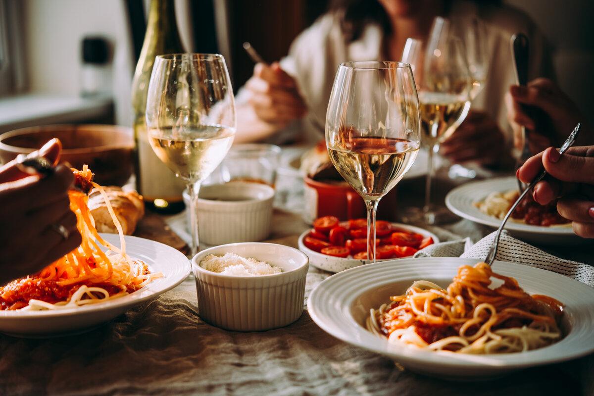 Stare fuori casa - mangiare fuori