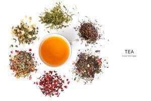 Riutilizzare le bustine del tè