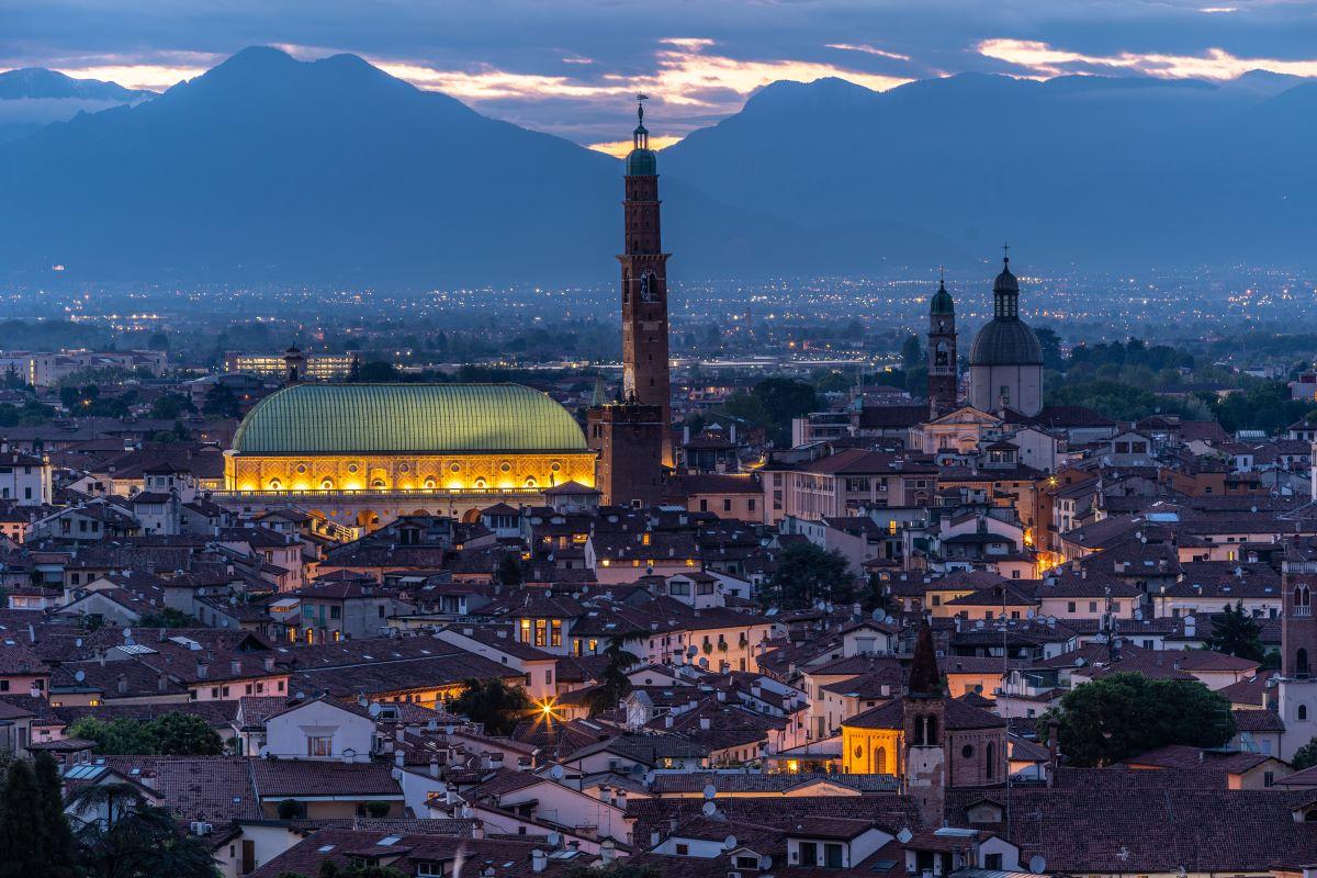 Vicenza ville palladiane