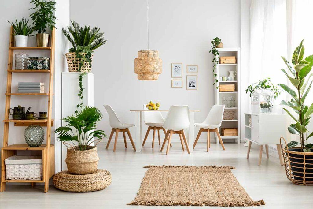 Boho chic lo stile di tendenza per l'interior design