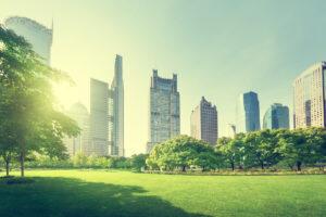 Calcestruzzo sostenibile - edilizia green