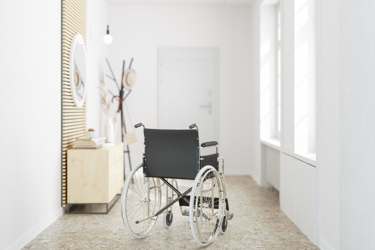 Come adattare una casa per disabili