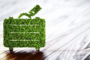 Hotel di lusso sostenibile - edifici green
