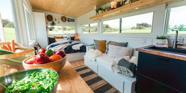 Ikea tiny home - casa sostenibile