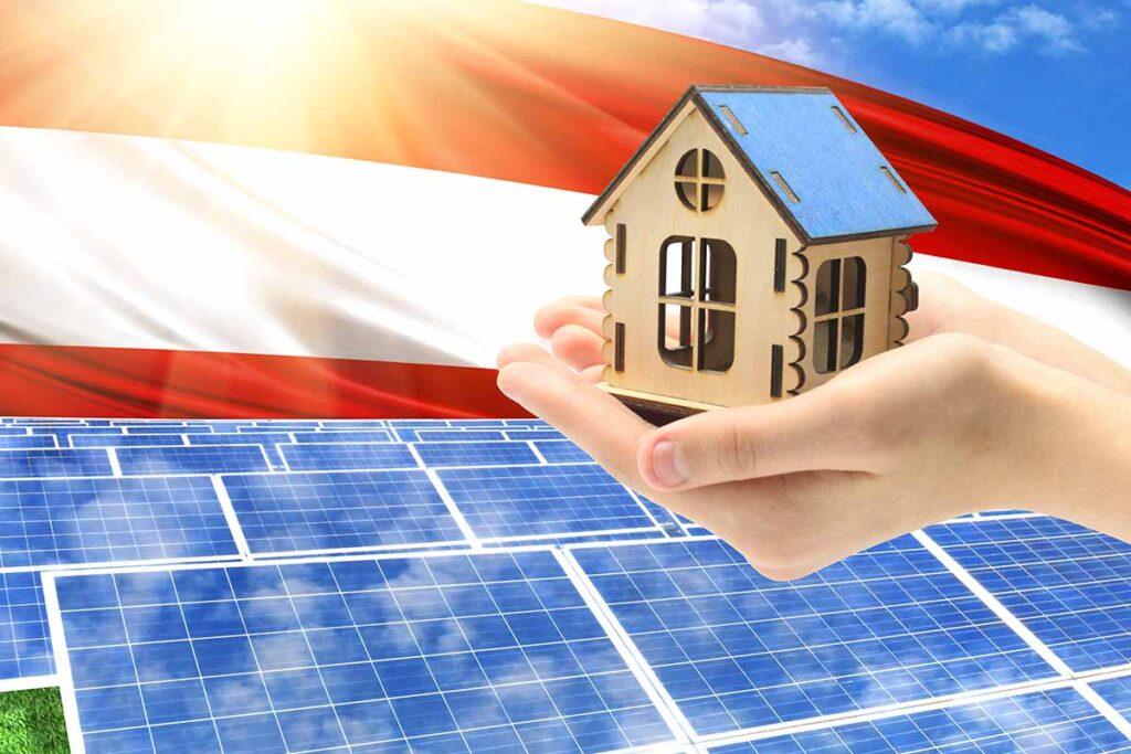 Le iniziative sostenibili nel mondo Solar City, il quartiere sostenibile dell'Austria