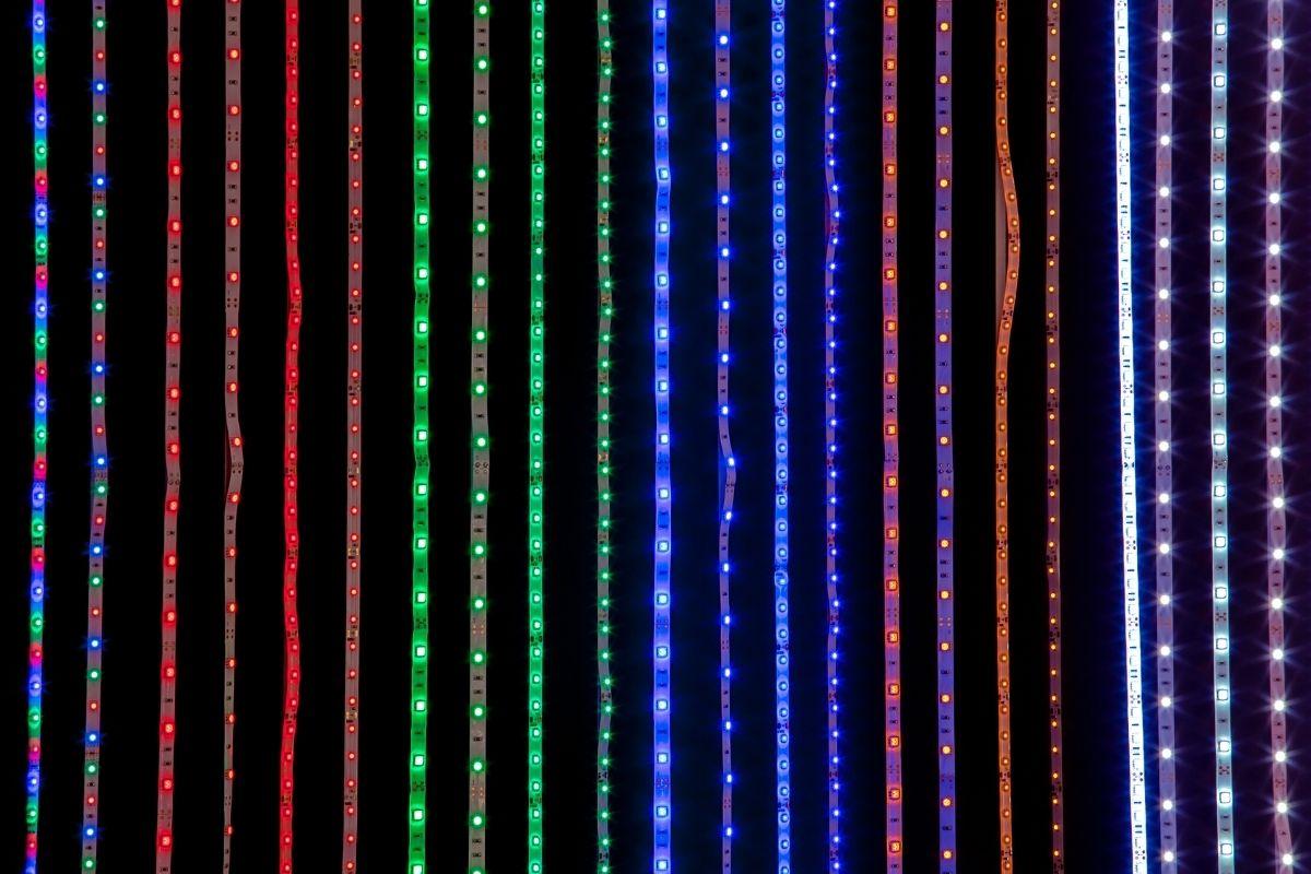 TikTok lights