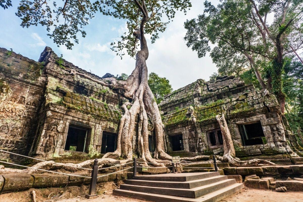 Templi indu Cambogia