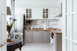 arredare casa con il colore bianco