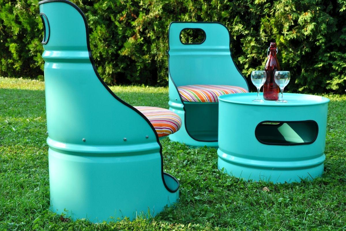 Arredare casa con oggetti riciclati