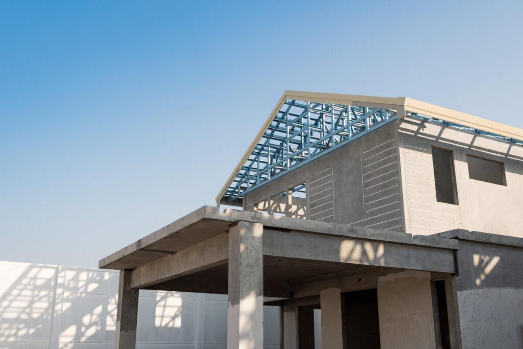Come progettare una casa prefabbricata in cemento