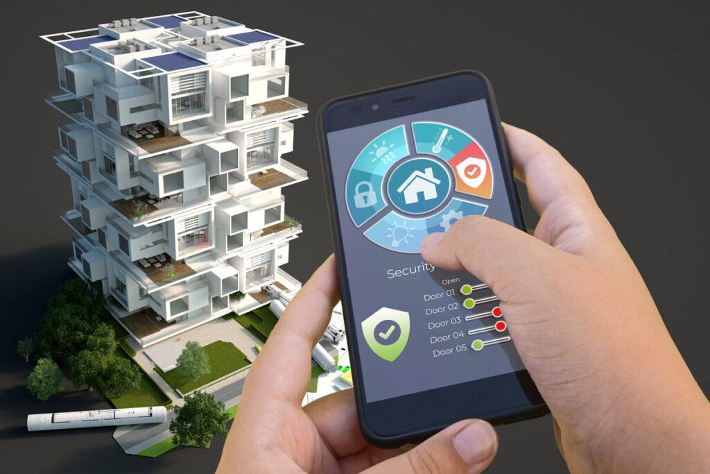 La città del futuro sostenibile