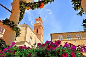 centro storico Pienza