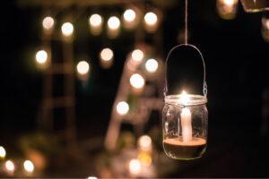 lanterne luminose fai da te - idee creative