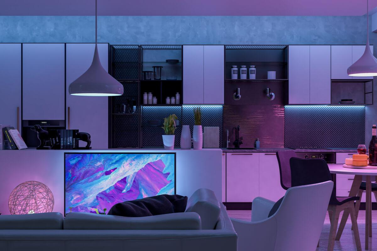 dati smart home - casa di domani