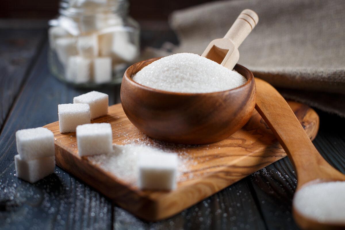 Dolcificanti naturali - zucchero bianco
