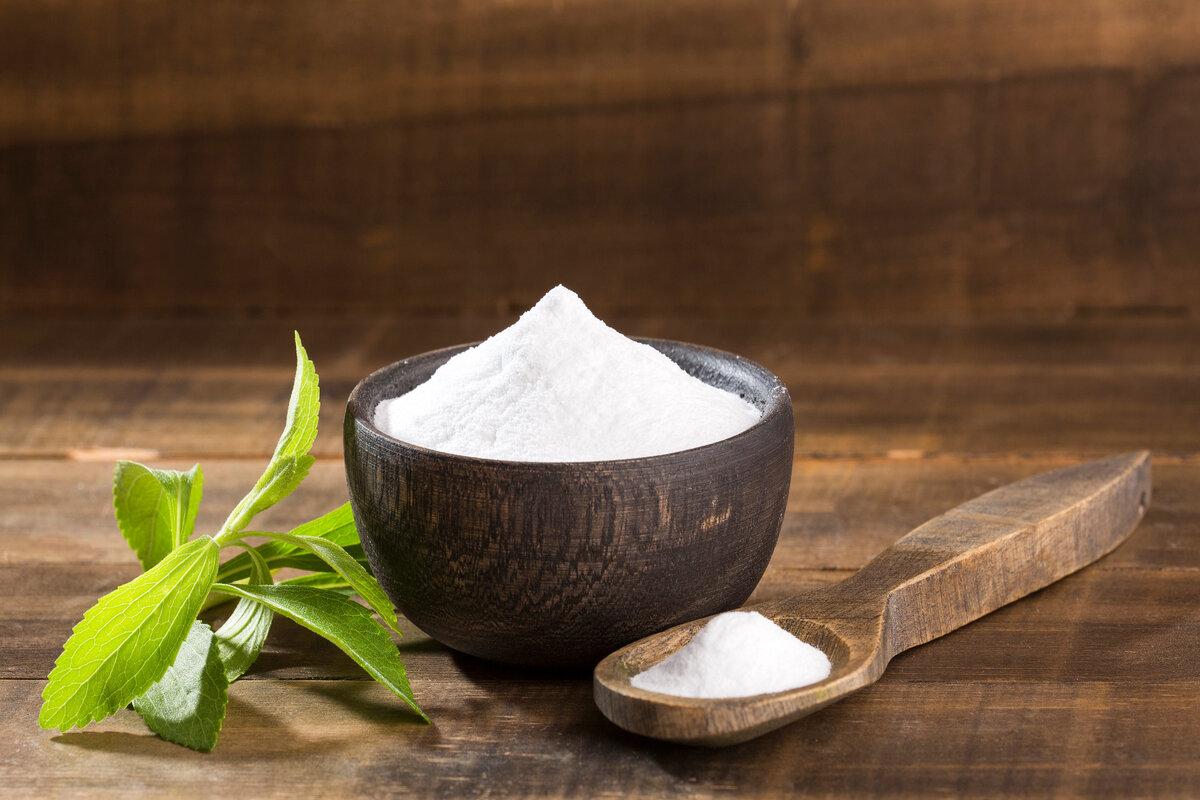 Dolcificanti naturali - polvere di stevia