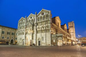 Ferrara e il Delta del Po